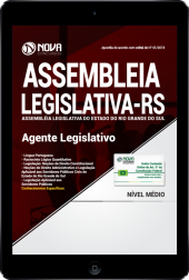 Download Apostila Assembléia Legislativa - RS PDF - Agente Legislativo