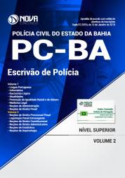 Apostila PC-BA - Escrivão de Polícia