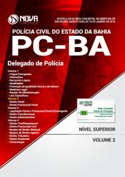 Apostila PC-BA - Delegado de Polícia