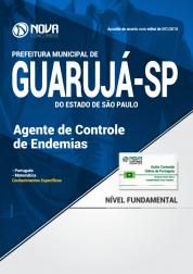 Apostila Prefeitura de Guarujá - SP - Agente de Controle De Endemias