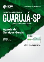 Apostila Prefeitura de Guarujá - SP - Agente de Serviços Gerais