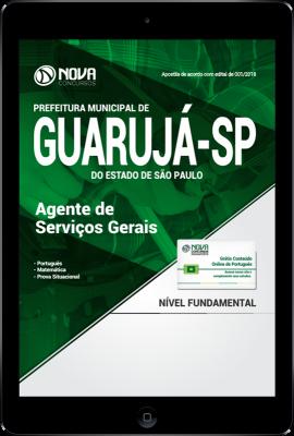 Download Apostila Prefeitura de Guarujá - SP PDF - Agente de Serviços Gerais
