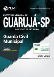 Apostila Prefeitura de Guarujá - SP - Guarda Civil Municipal