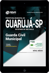 Download Apostila Prefeitura de Guarujá - SP PDF - Guarda Civil Municipal