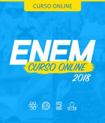Curso Online Enem 2018