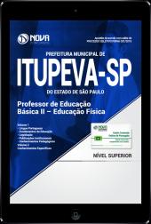 Download Apostila Prefeitura de Itupeva - SP PDF - Professor de Educação Básica II - Educação Física