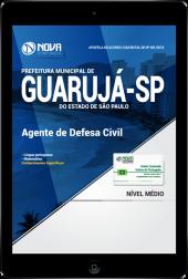 Download Apostila Prefeitura de Guarujá - SP PDF - Agente de Defesa Civil