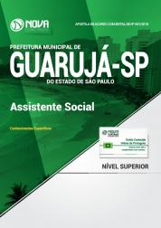 Apostila Prefeitura de Guarujá - SP - Assistente Social