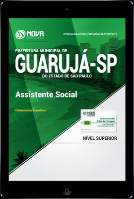 Download Apostila Prefeitura de Guarujá - SP PDF - Assistente Social