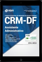 Download Apostila CRM-DF PDF - Assistente Administrativo