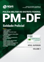 Apostila PM-DF - Soldado Policial