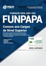 Apostila FUNPAPA-PA - Comum aos Cargos de Nível Superior