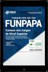 Download Apostila FUNPAPA-PA PDF - Comum aos Cargos de Nível Superior