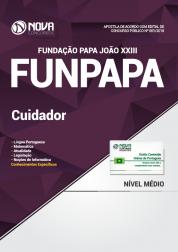 Apostila FUNPAPA-PA - Cuidador