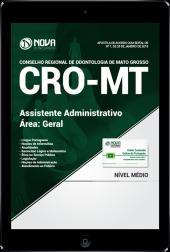 Download Apostila CRO-MT PDF - Assistente Administrativo - Geral