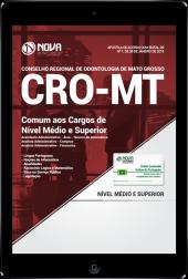 Download Apostila CRO-MT PDF - Comum aos Cargos de Nível Médio e Superior