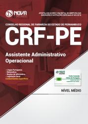 Apostila CRF-PE - Assistente Administrativo Operacional