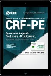 Download Apostila CRF-PE PDF - Comum aos Cargos de Nível Médio e Superior