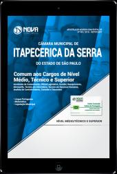 Download Apostila Câmara de Itapecerica da Serra - SP PDF - Comum aos Cargos de Nível Médio, Técnico e Superior