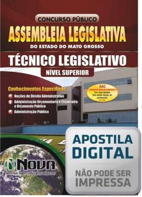 Técnico Legislativo - Nivel Superior