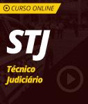 Curso Online STJ - Técnico Judiciário