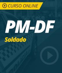 Curso Online PM-DF - Soldado