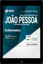 Download Apostila Prefeitura de João Pessoa - PB PDF - Enfermeiro