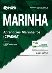 Apostila MARINHA - Aprendizes Marinheiros (CPAEAM)