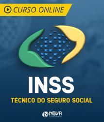 Curso Online INSS - Técnico do Seguro Social