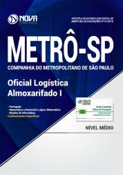 Apostila METRÔ-SP - Oficial Logística Almoxarifado I