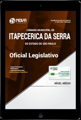 Download Apostila Câmara de Itapecerica da Serra - SP PDF - Oficial Legislativo