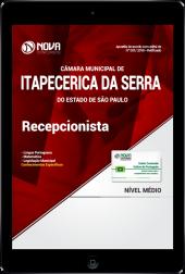 Download Apostila Câmara de Itapecerica da Serra - SP PDF - Recepcionista