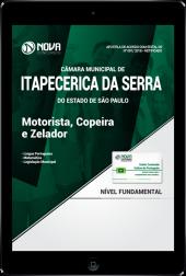 Download Apostila Câmara de Itapecerica da Serra - SP PDF - Motorista, Copeira e Zelador