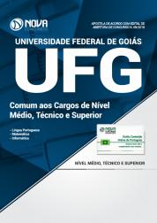 Apostila UFG-GO - Comum aos Cargos de Nível Médio, Técnico e Superior