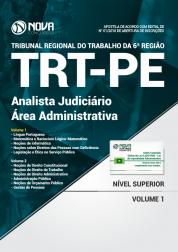 Apostila TRT-PE - Analista Judiciário - Área Administrativa