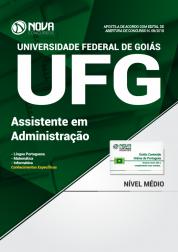 Apostila UFG-GO - Assistente em Administração
