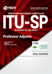 Apostila Prefeitura de Itu - SP - Professor Adjunto