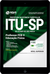 Download Apostila Prefeitura de Itu - SP PDF - Professor PEB II – Educação Física