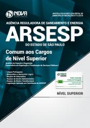 Apostila ARSESP - Comum aos Cargos de Nível Superior