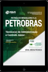 Download Apostila PETROBRAS PDF - Técnico(a) de Administração e Controle Júnior