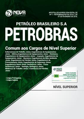 Apostila PETROBRAS - Comum aos Cargos de Nível Superior