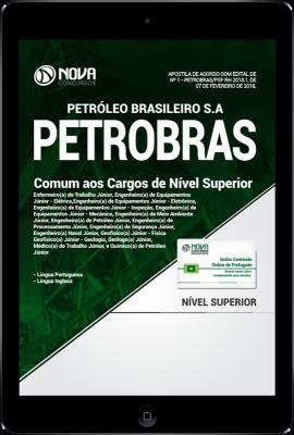 Download Apostila PETROBRAS PDF - Comum aos Cargos de Nível Superior