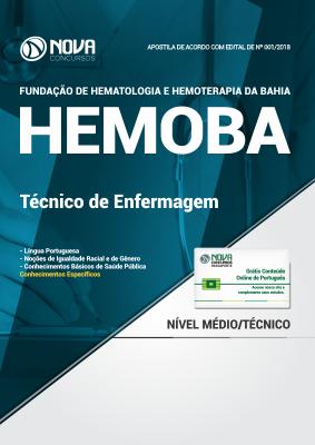Apostila HEMOBA - Técnico de Enfermagem