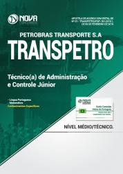 Apostila TRANSPETRO - Técnico(a) de Administração e Controle Júnior