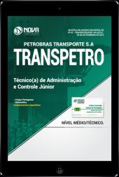Download Apostila TRANSPETRO PDF - Técnico(a) de Administração e Controle Júnior