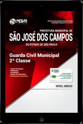 Download Apostila Prefeitura de São José dos Campos - SP PDF - Guarda Civil Municipal 2ª Classe