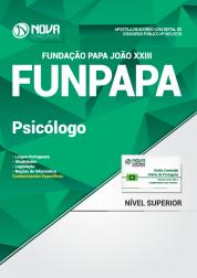 Apostila FUNPAPA-PA - Psicólogo