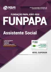 Apostila FUNPAPA-PA - Assistente Social
