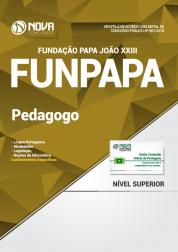 Apostila FUNPAPA-PA - Pedagogo