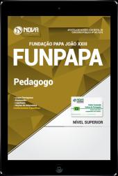 Download Apostila FUNPAPA-PA PDF - Pedagogo